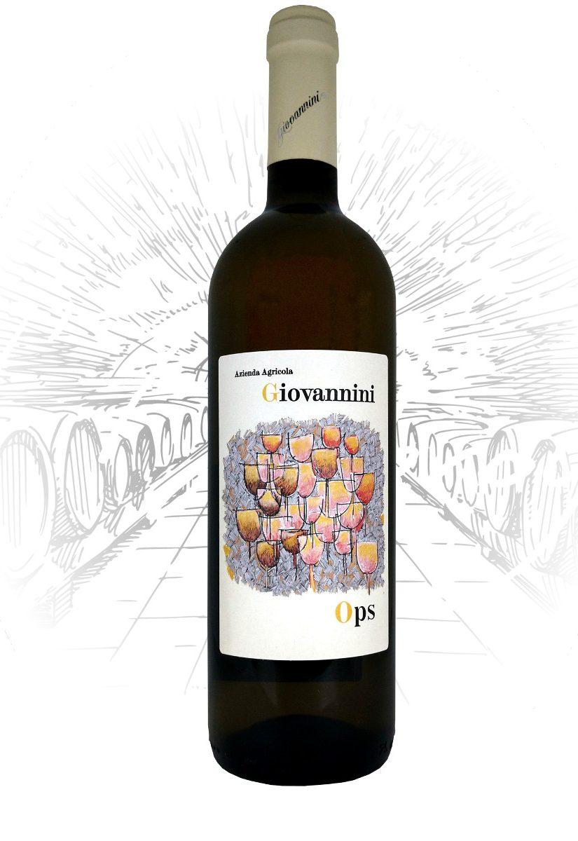 bottiglia chardonnay ops vini giovannini imola