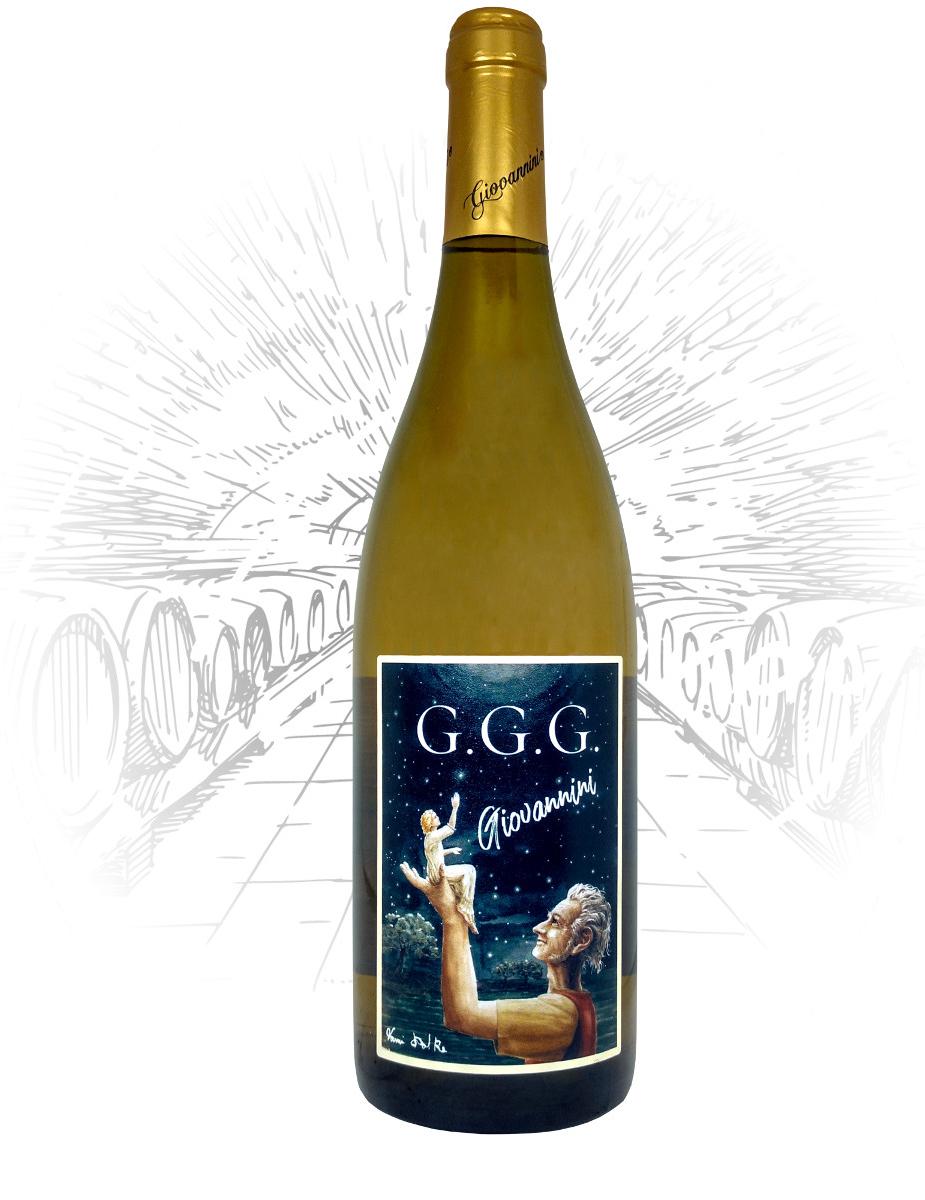 bottiglia ggg bianco vini giovannini imola